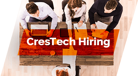 Career with CresTech
