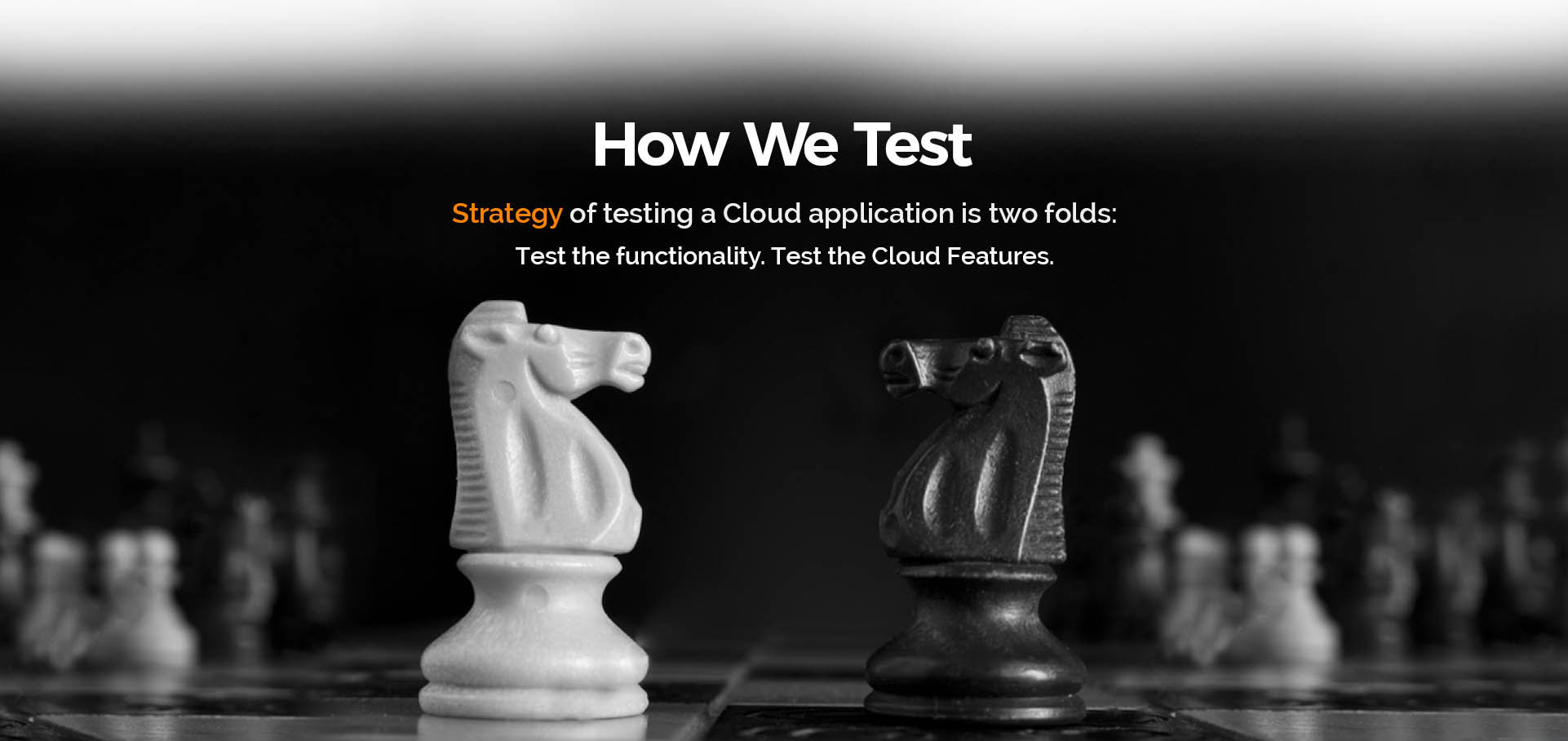 Cloud Testing, Software Testing, Application Testing in India and USA